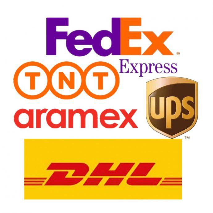 Ups Fedex Tnt Dhl Aramex